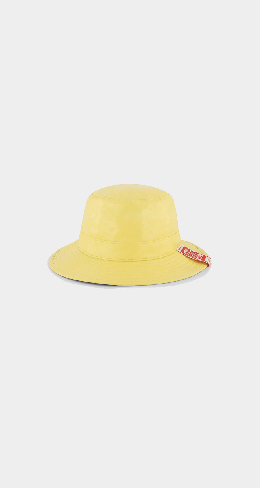 Daily Paper - Yellow Ostrich Kezup Hat - Front
