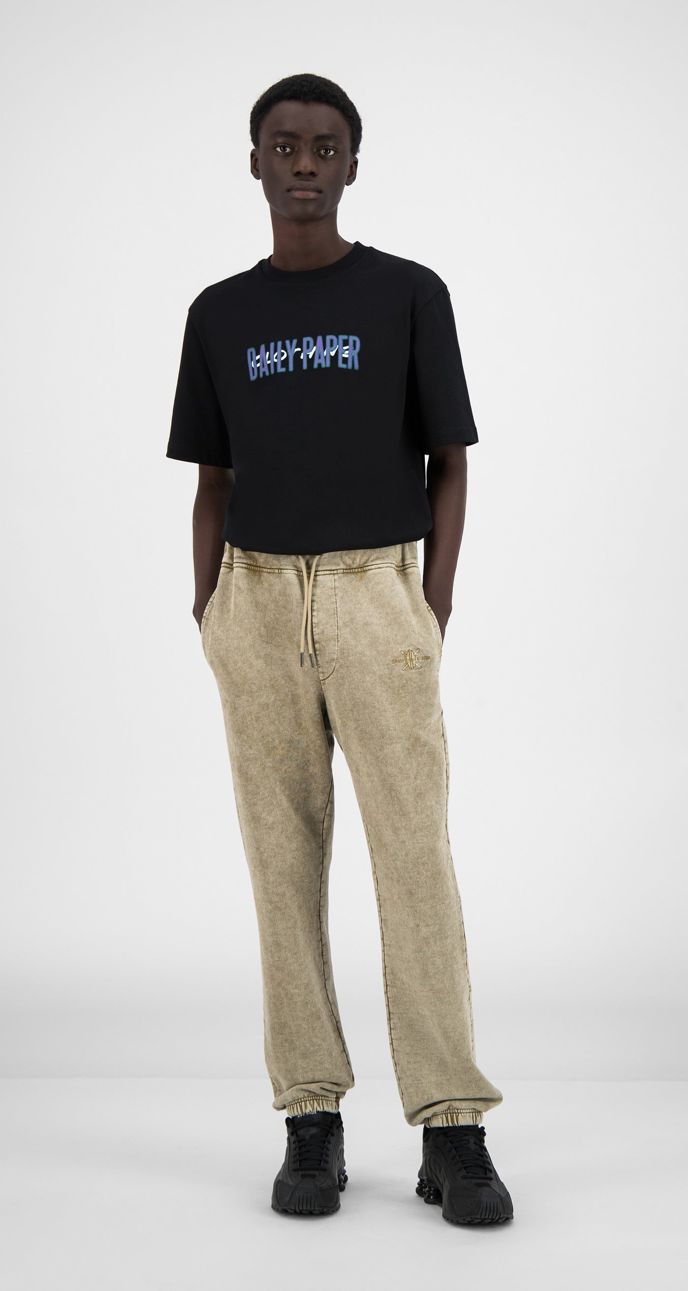 Daily Paper - Washed Sand Hacid Pants - Men