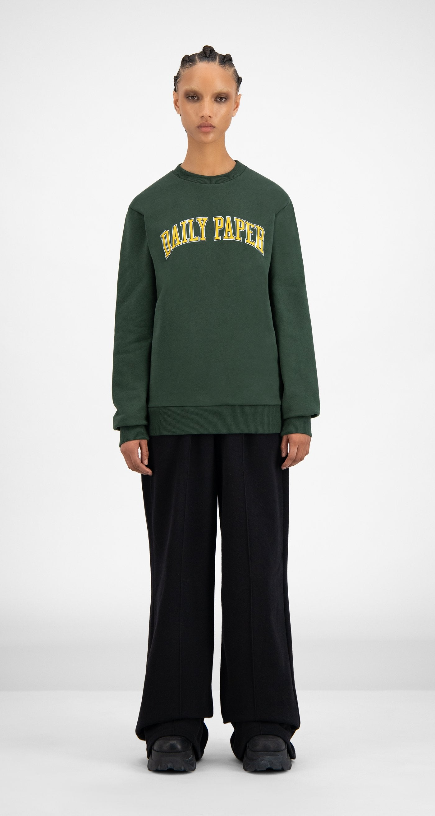 Daily Paper - SOH Mountain View Sweater - Women Front