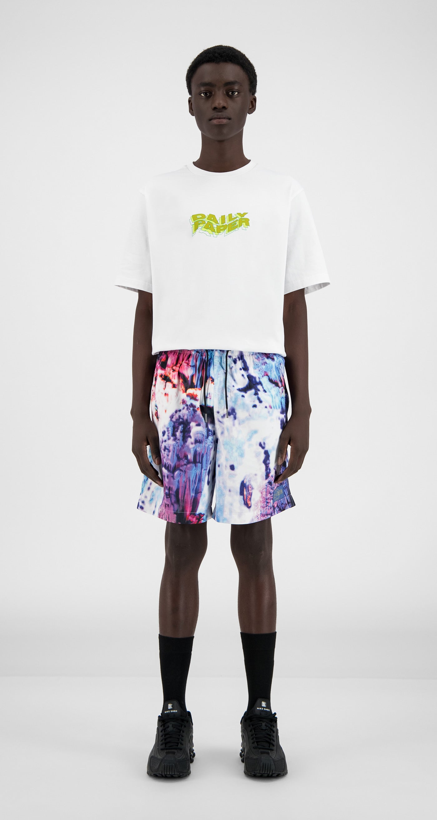 Daily Paper - Spacy Cave Hali Swim Shorts - Men