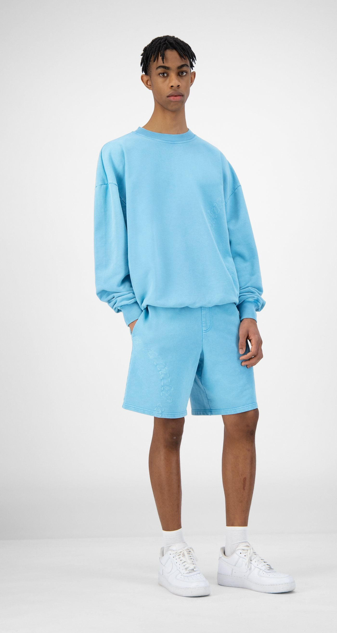 Daily Paper - Swedish Blue Kerspla Sweater - Men
