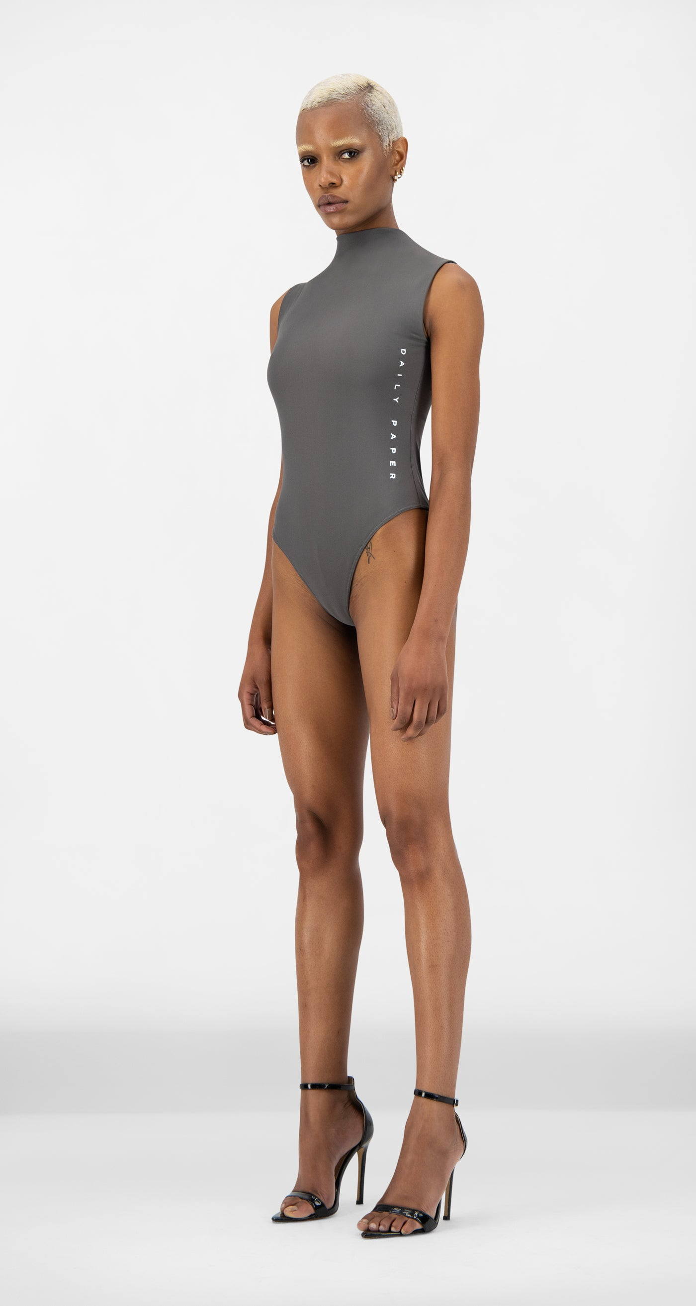 Daily Paper - Titanium Grey Eturtle Body - Women