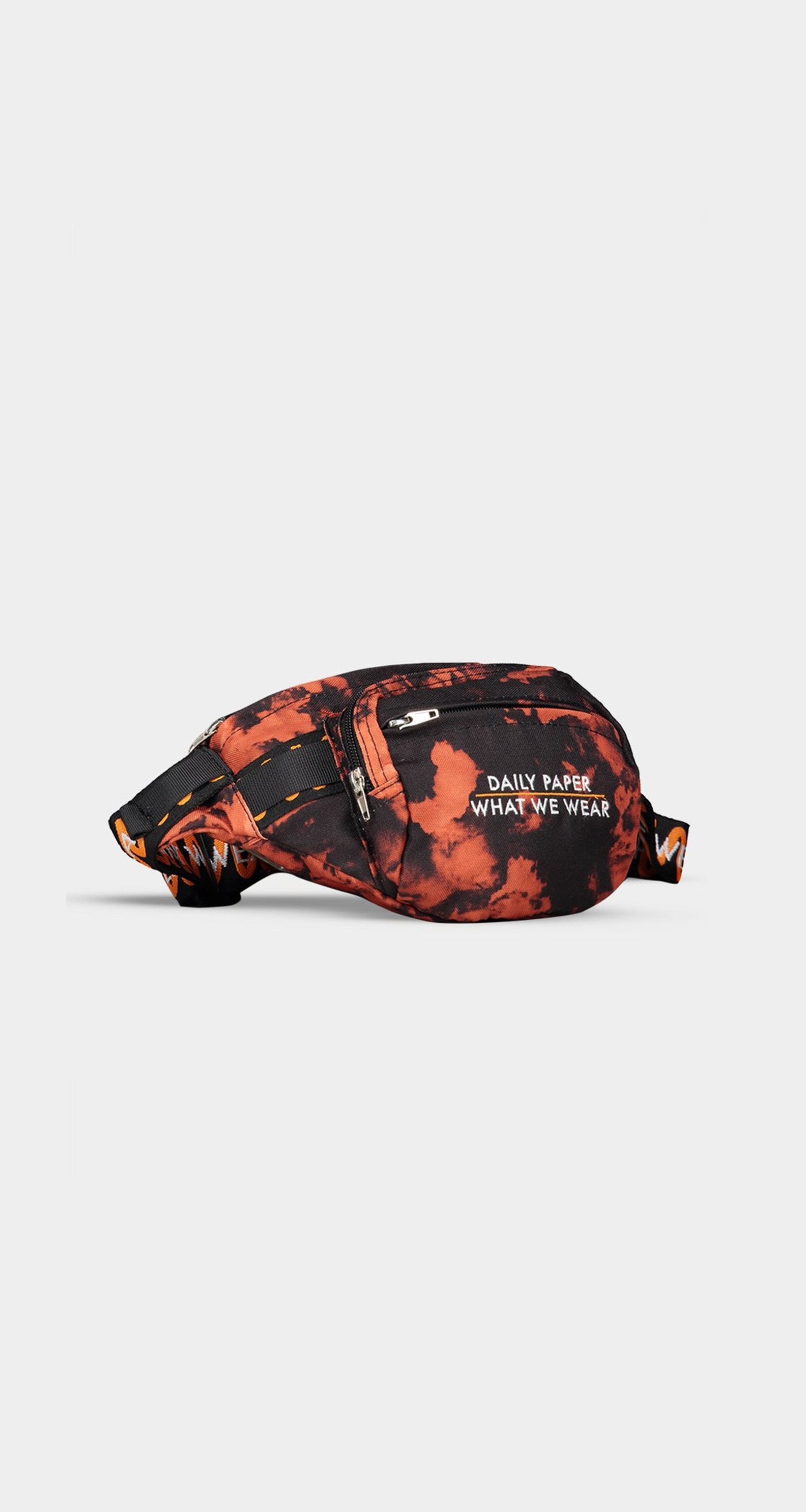 Daily Paper x WWW Waistpack Black/Orange