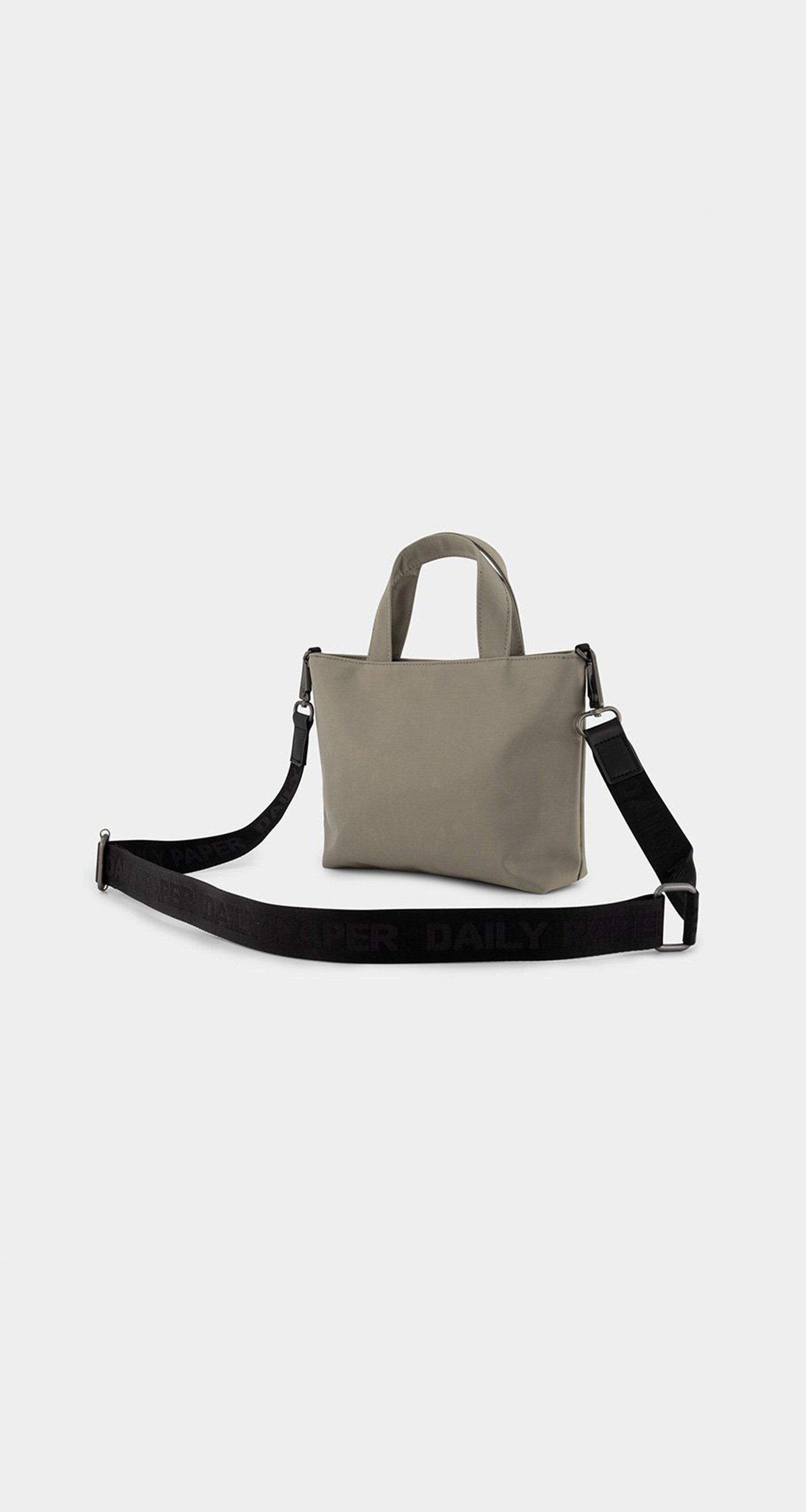 Daily Paper - Warm Grey Etiny Bag - Rear