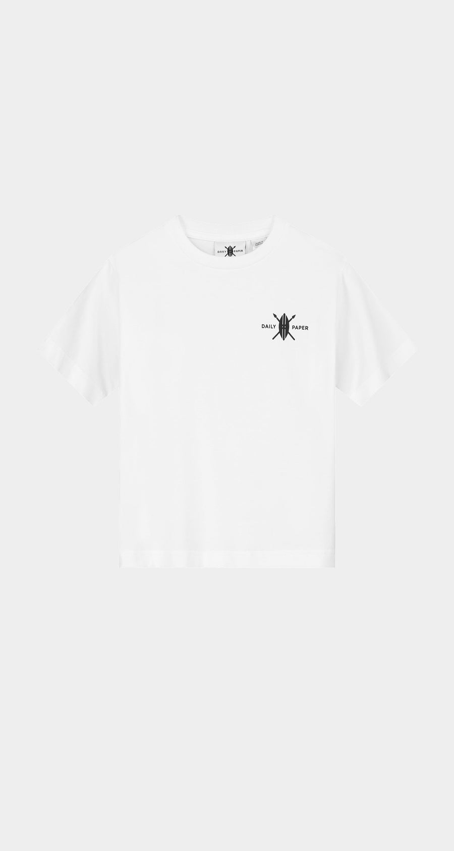 Daily Paper - White Kids Store T-Shirt Front