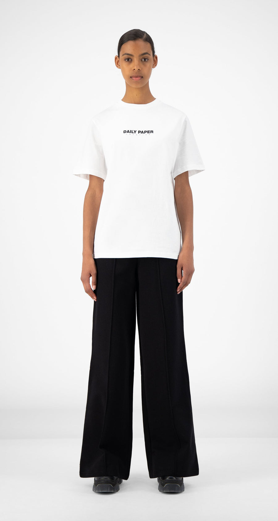 Daily Paper - White Remulti T-Shirt - Women Front