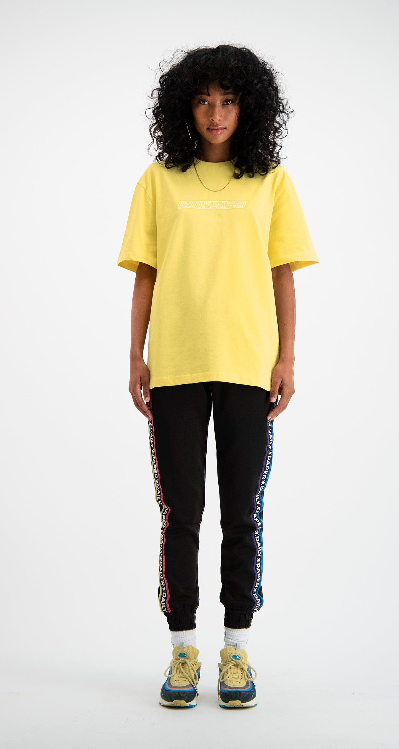Pastel Yellow Codal T-Shirt