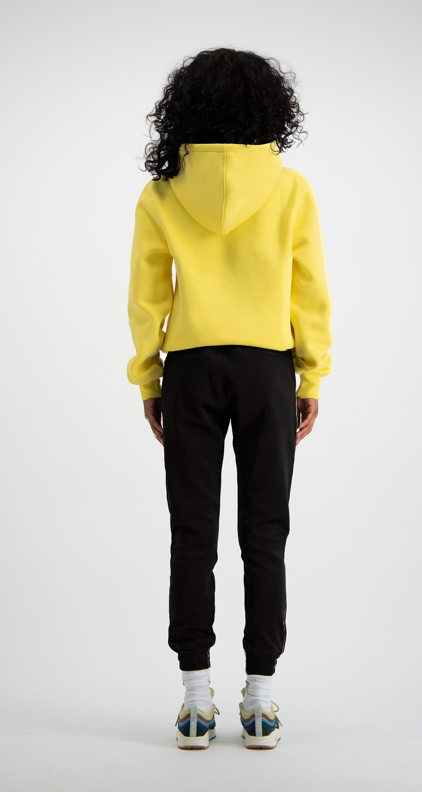 Pastel Yellow Copatch Hoody