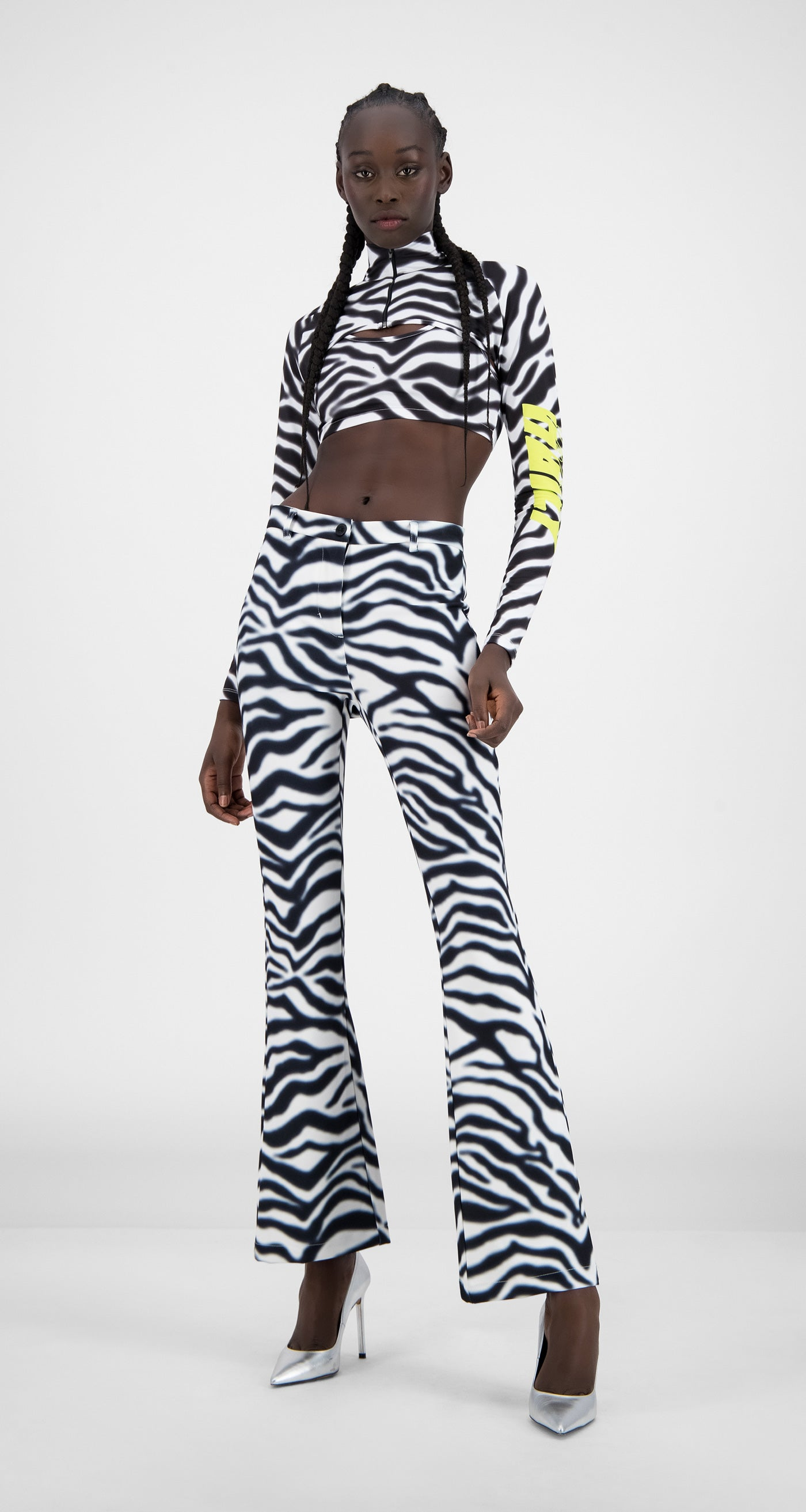 Daily Paper - Zebra Holero Top - Women