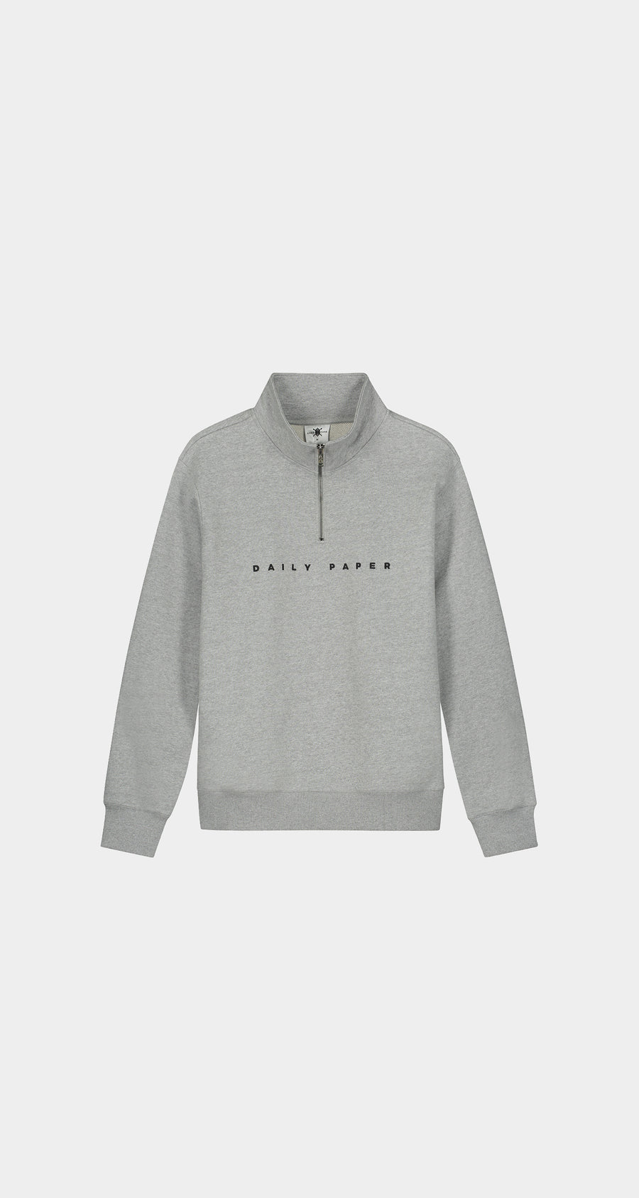 Daily Paper - Grey Alias Pullover Men Front