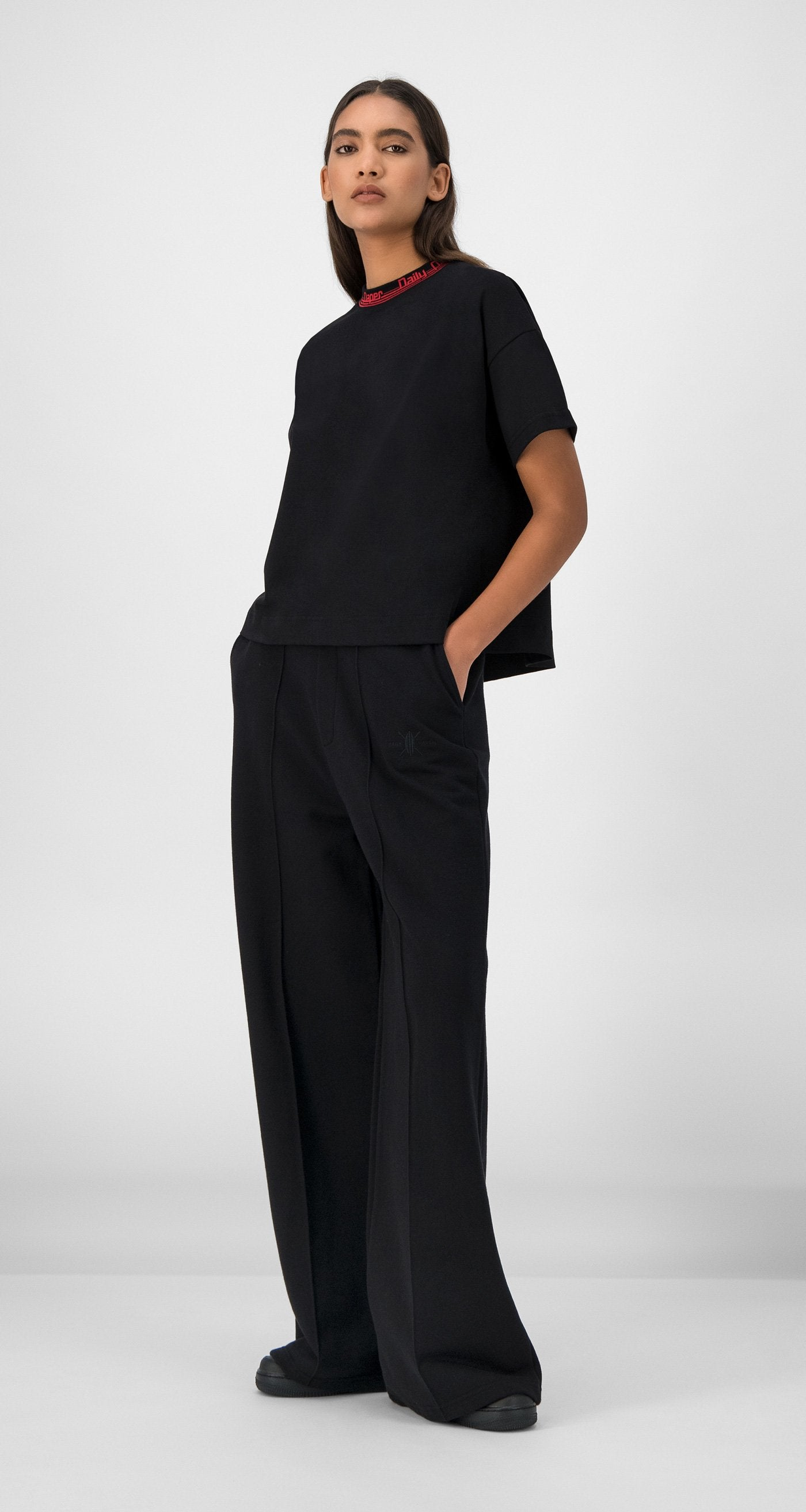 Daily Paper - Black Gifa Pants Women