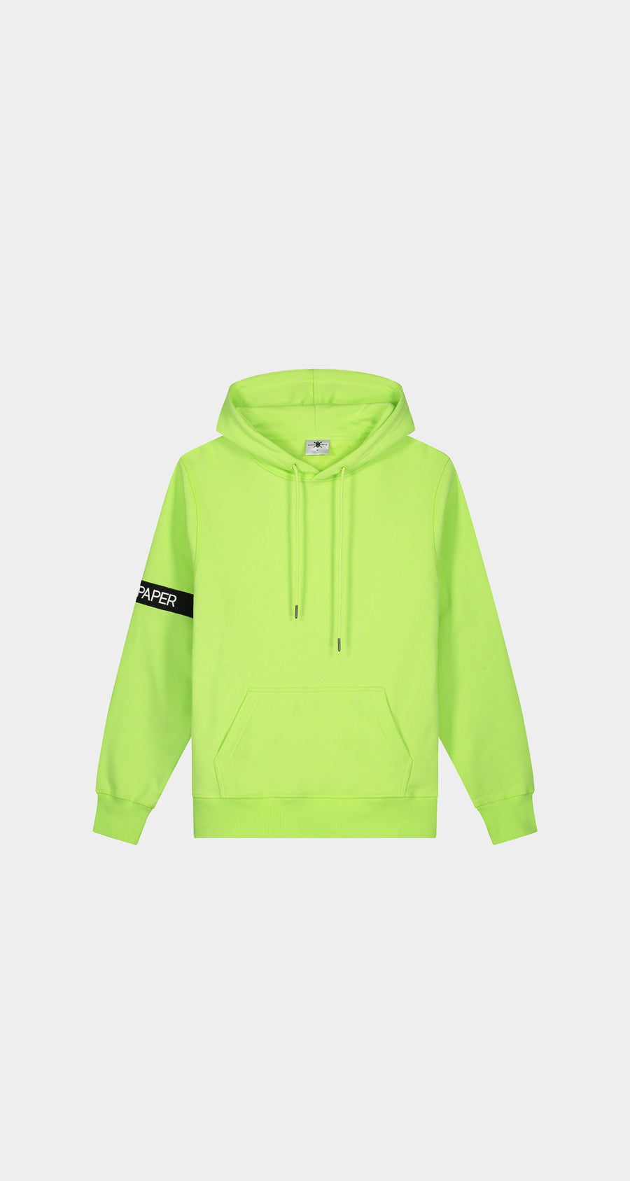 Daily Paper - Sharp Green Captain Hoody - Men Front