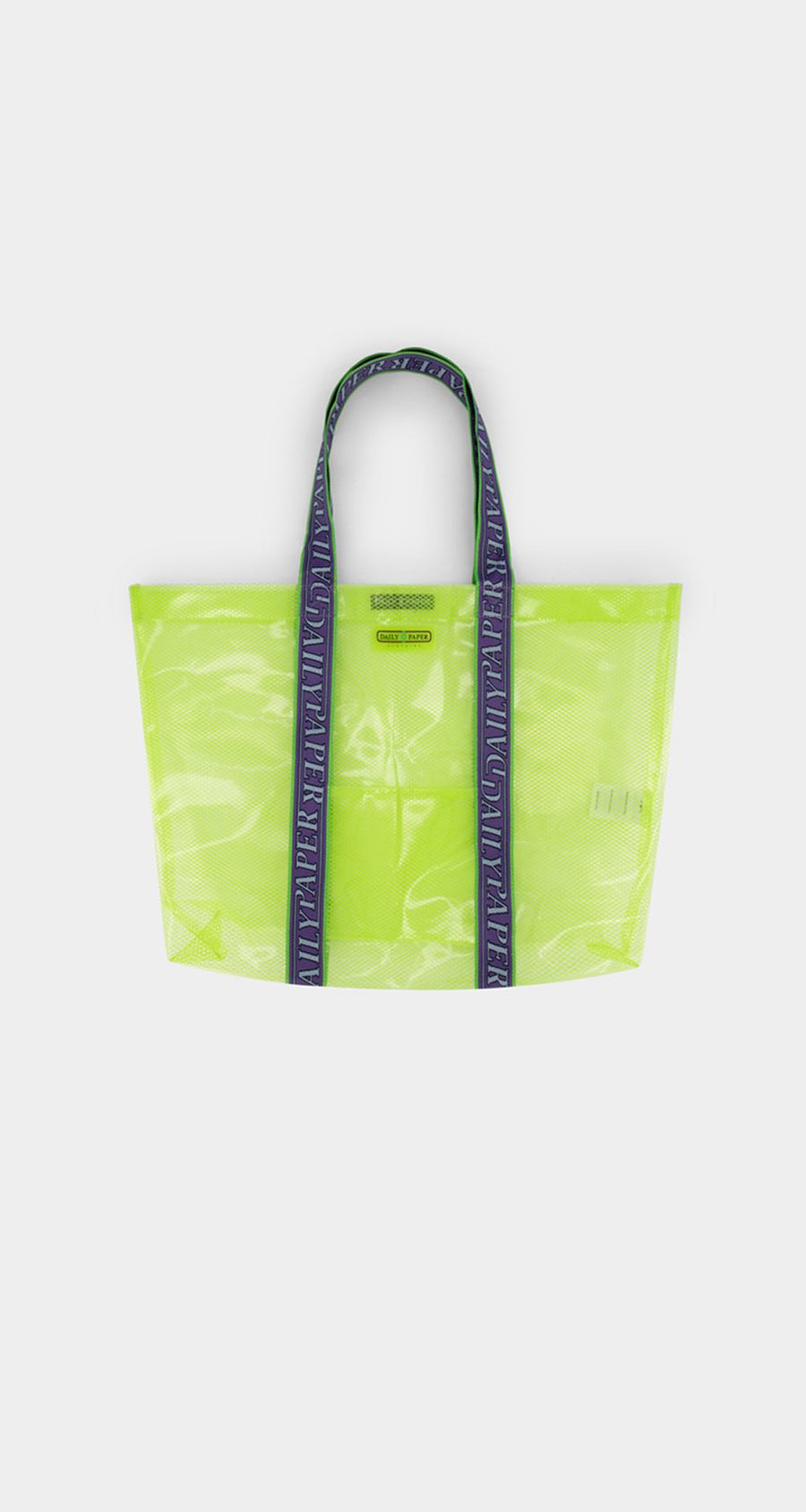 Daily Paper - Green Heach Bag - Front