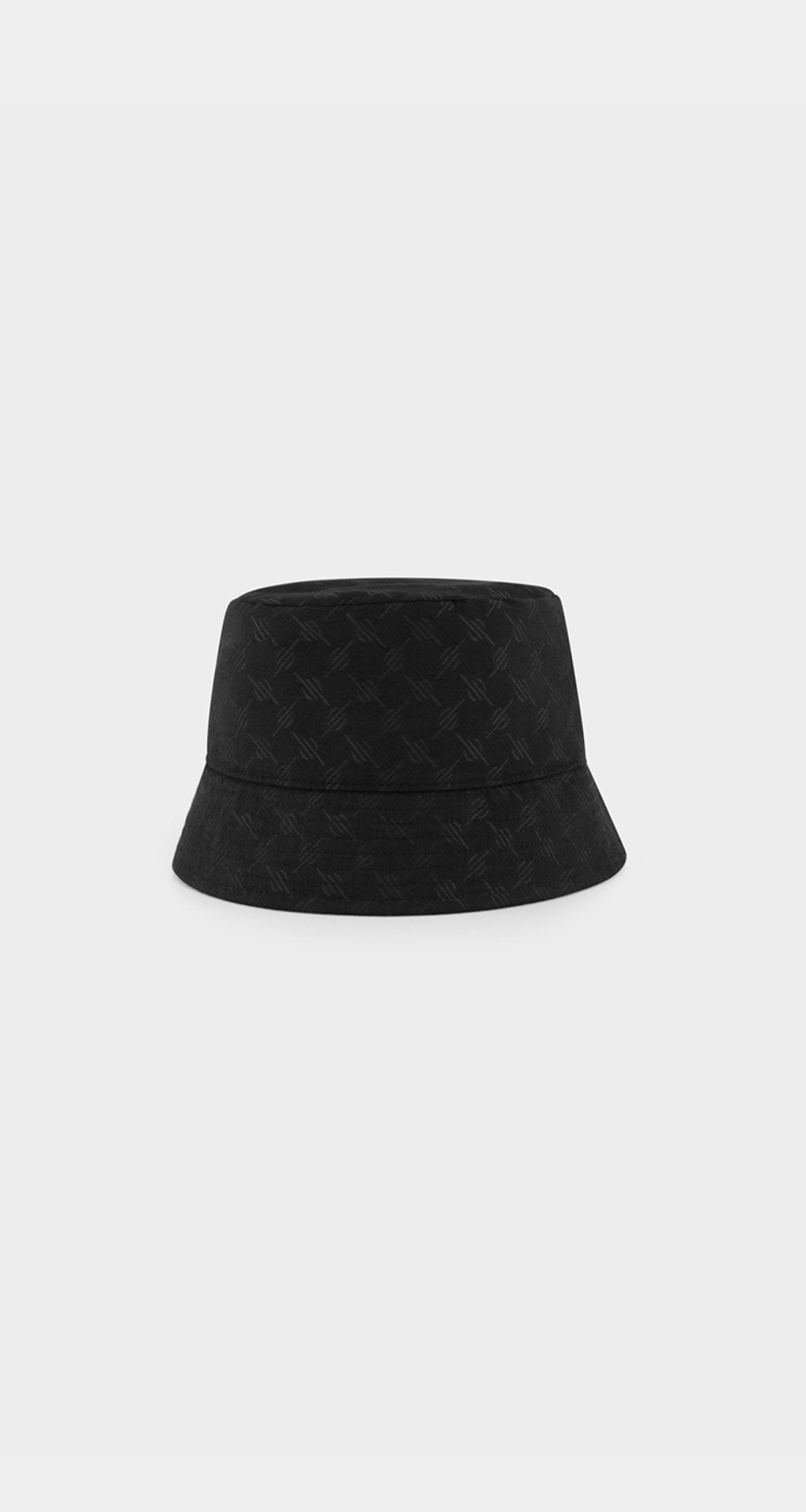 Daily Paper - Black Monogram Hobucket Hat