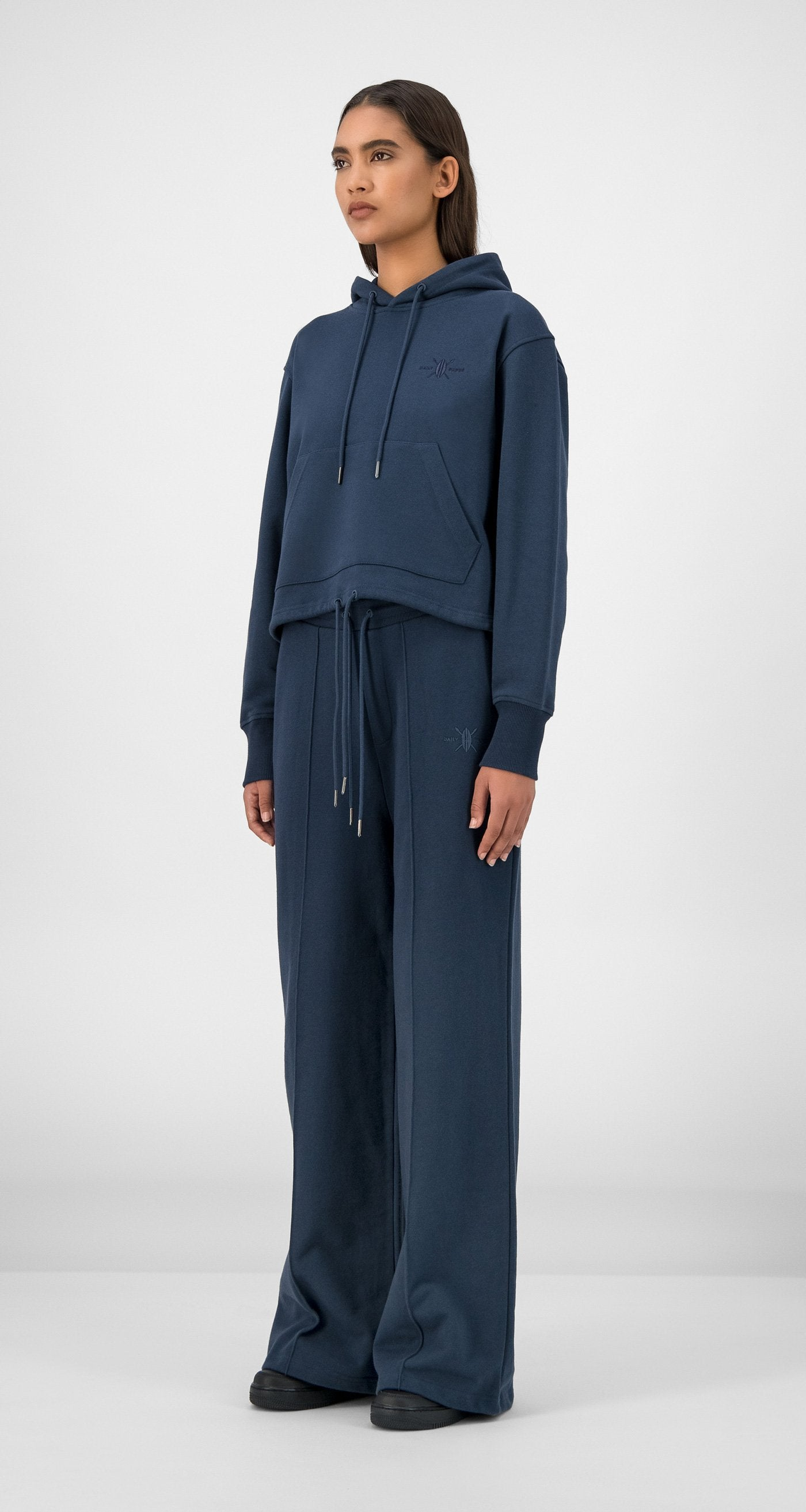 Daily Paper - Navy GIfa Pants Women