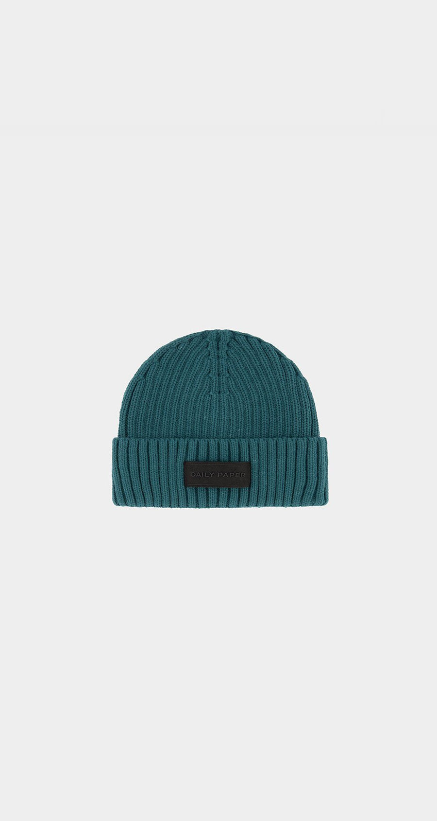 Daily Paper - Ink Blue Essential Beanie - Front