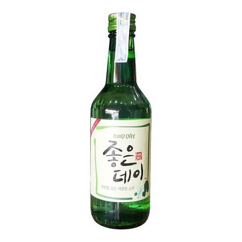 Rượu Soju Good Day (360ml)