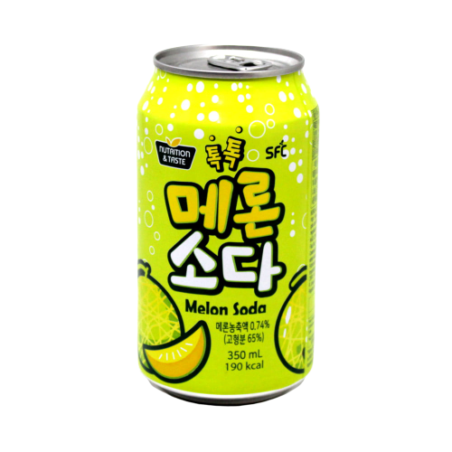 Soda dưa gang 350ml