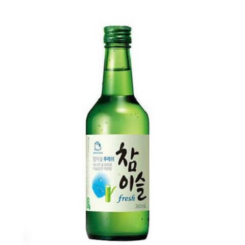 Rượu Soju Chamisul Fresh 360ml