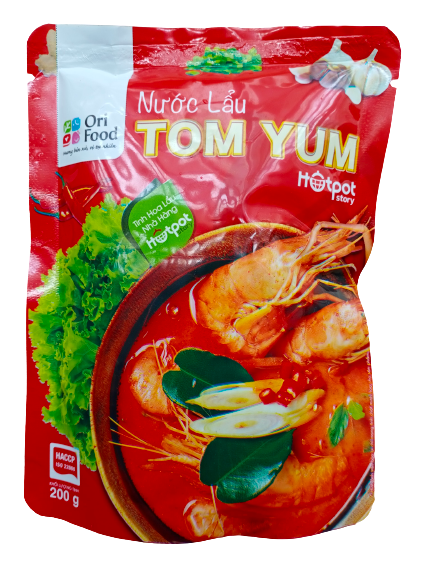 Nước lẩu Tom Yum Ori Food 200g