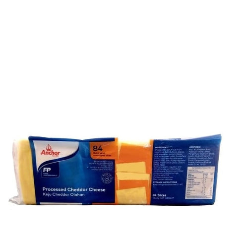 Phô Mai 84 Lát Coloured Cheddar Anchor 1040g