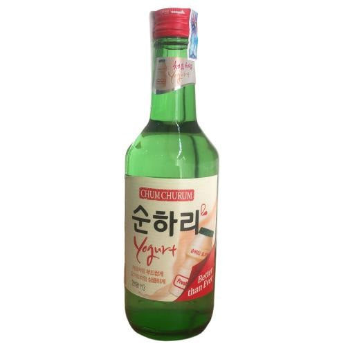 Rượu Soju Yogurt Chum Churum 360ml
