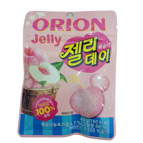 Jelly Đào Orion 49g