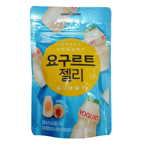 Jelly in Jelly Yogurt Seoju 50g