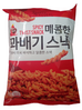 Snack xoắn vị cay Donghwa 140g