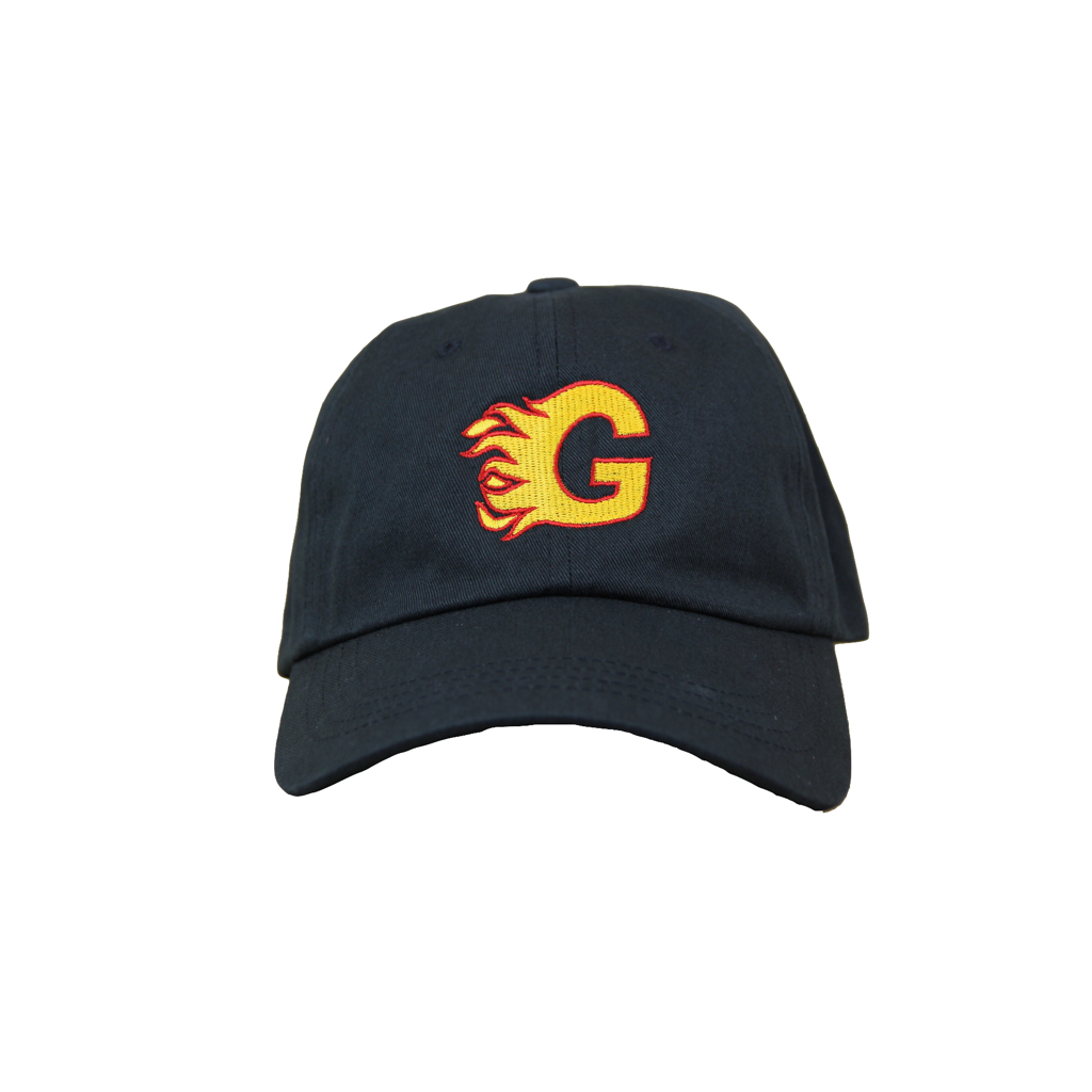 FLAME CAP (BLACK)