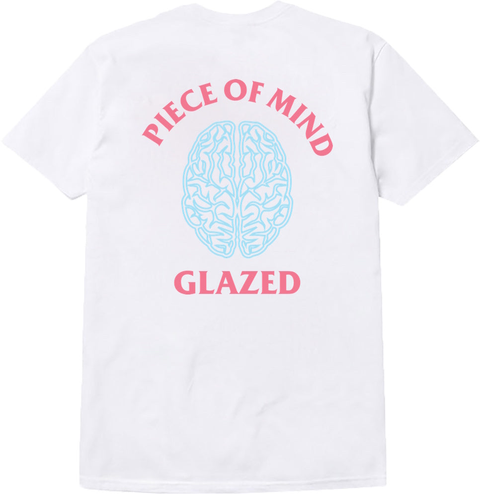 BRAIN T-SHIRT (WHITE)