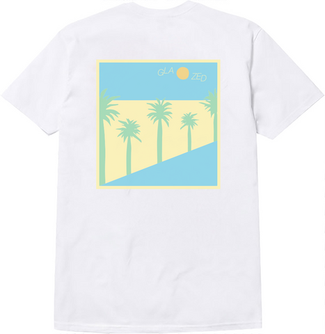 BEACH T-SHIRT (WHITE)