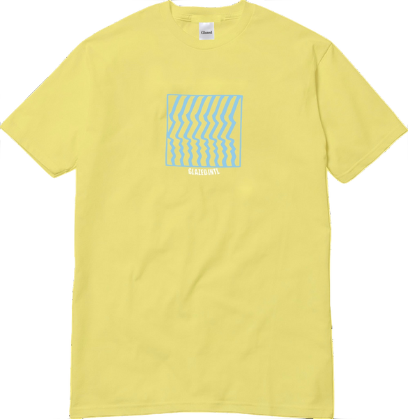 FACES T-SHIRT (BANANA)