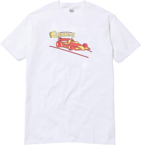 RACE TEAM T-SHIRT (WHITE)