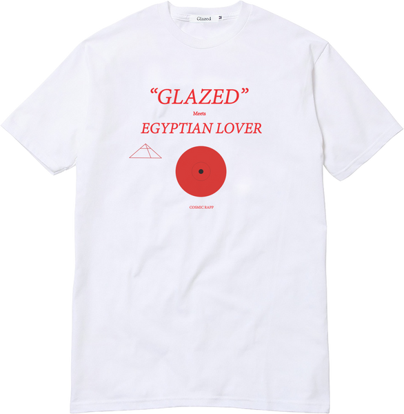 EGYPTIAN LOVER T-SHIRT (WHITE)