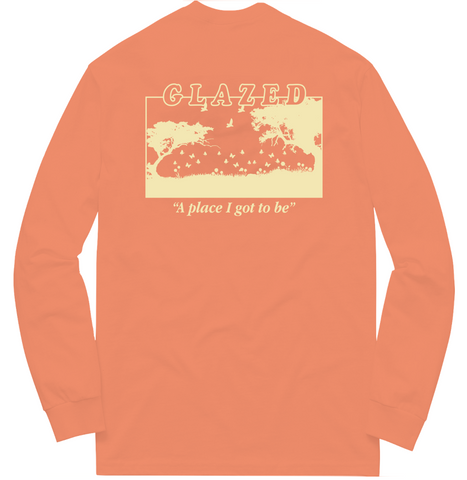 LOVE IS LONG SLEEVE (MELON)