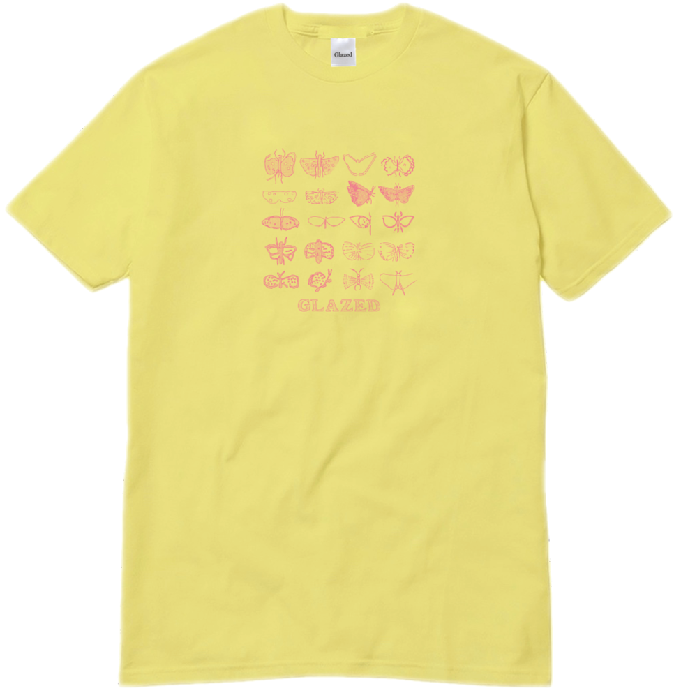SO DIVINE T-SHIRT (LIGHT YELLOW)