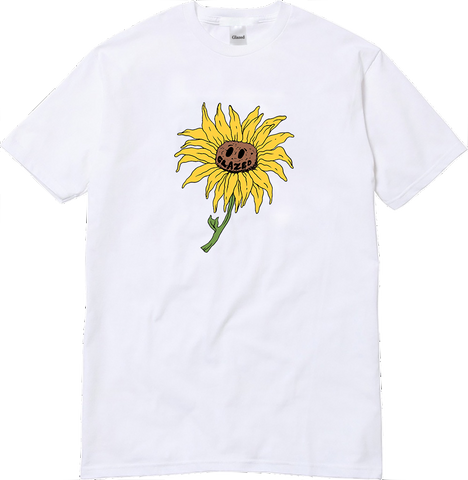 SOUL FLOWER T-SHIRT (WHITE)