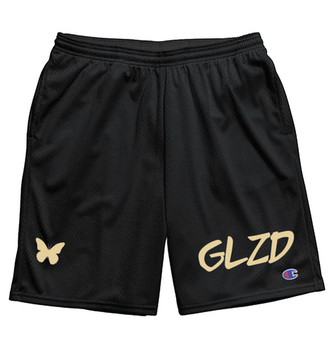 BUTTERFLY CHAMPION® SHORTS (BLACK)