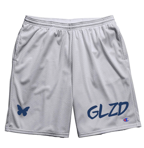 BUTTERFLY CHAMPION® SHORTS (GREY)