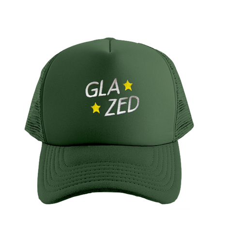 STAR TRUCKER HAT (DARK GREEN)