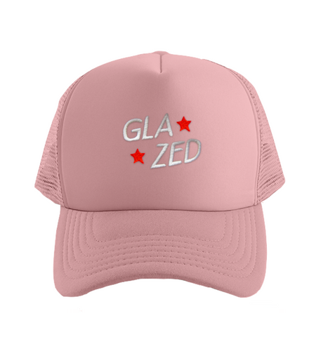 STAR TRUCKER HAT (PINK)
