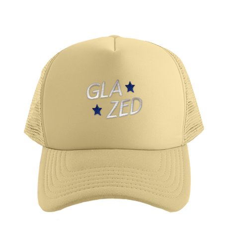 STAR TRUCKER HAT (TAN)
