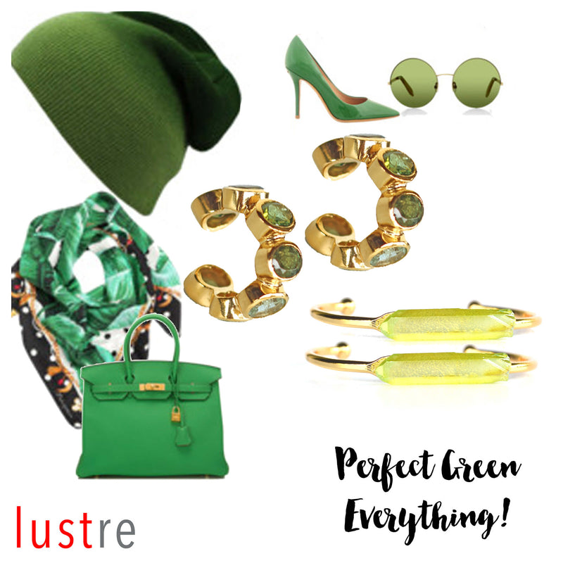 STYLE GUIDE - HAVE YOUR GREENS!