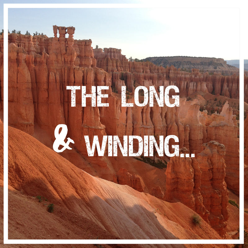 THE  LONG  &  WINDING......