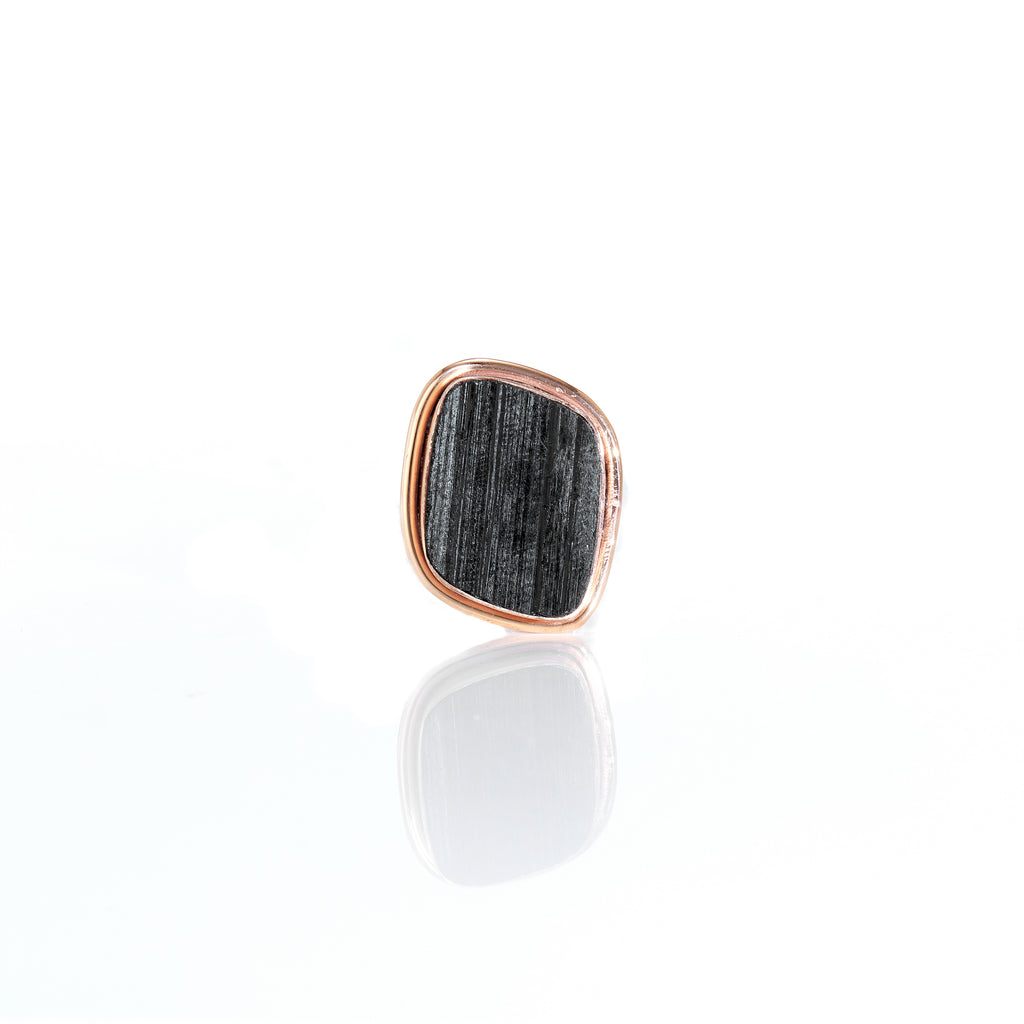 Ring - Black Tourmaline