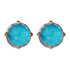 Earrings - Turquoise Studs