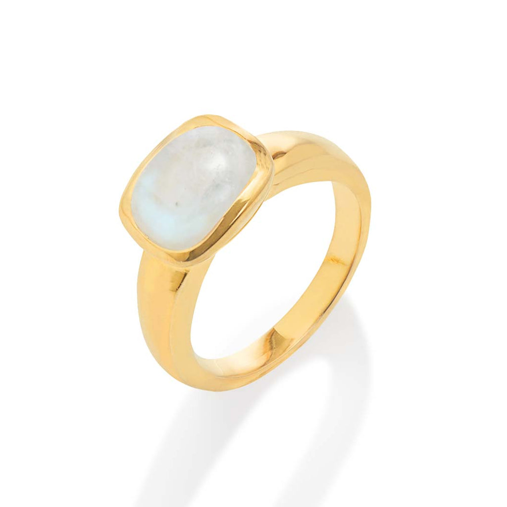 Ring - Jellybabies Moonstone