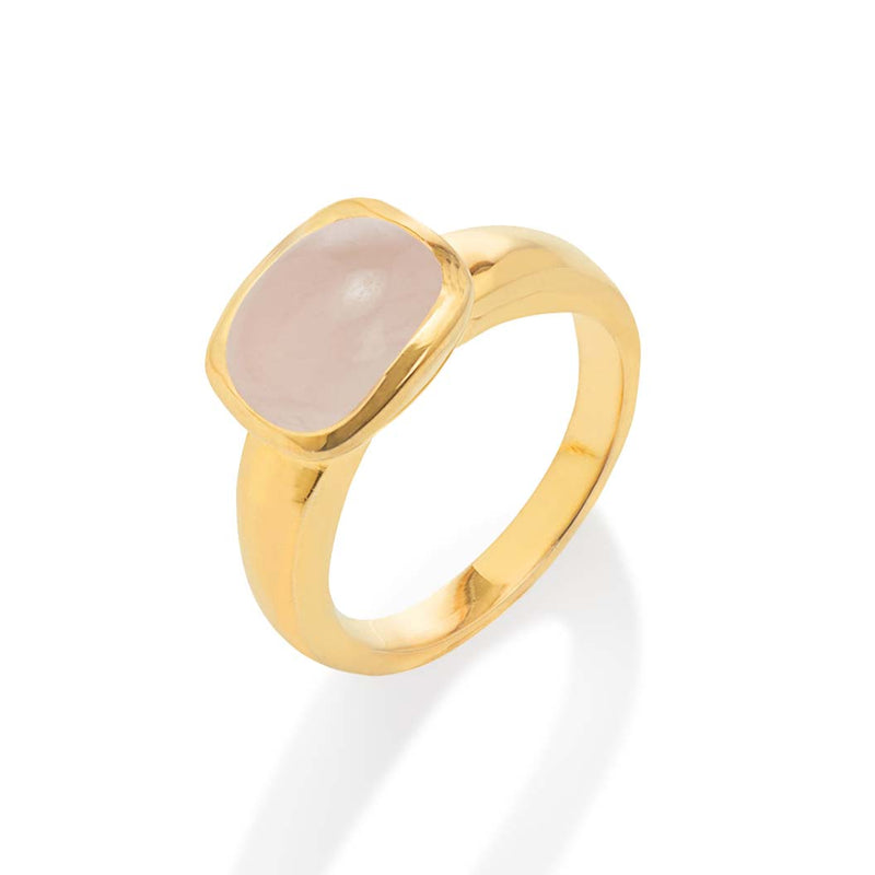 Ring - Jellybabies Rose Quartz