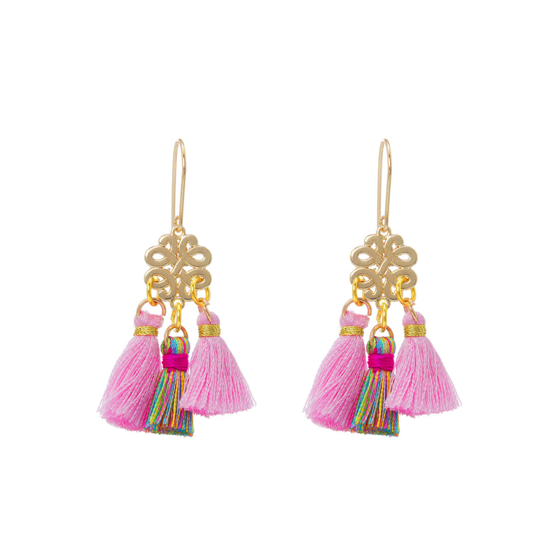 Earrings - Mini Tassel - Victoria's Secret
